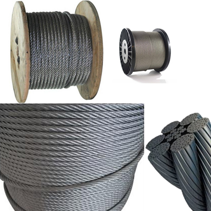 Wire Ropes Specification